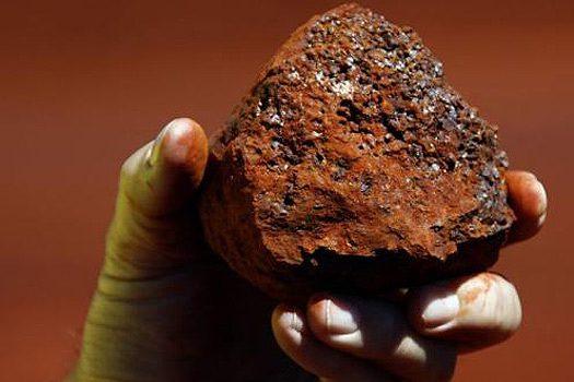 Trung Quốc chuyển sang nhập khẩu quặng sắt từ Ấn Độ
