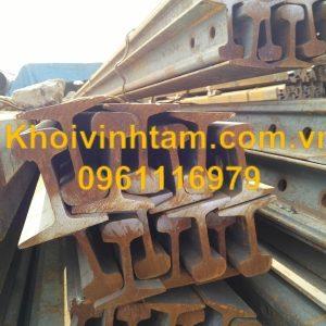 Thép ray cũ tại Quảng Nam