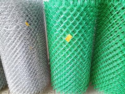 Lưới B40 mạ kẽm bọc nhựa
