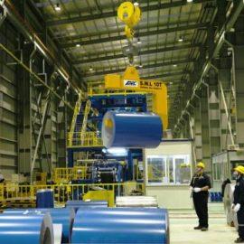 Tôn Hòa Phát sẽ tự chủ nguồn nguyên liệu đầu vào từ 2020