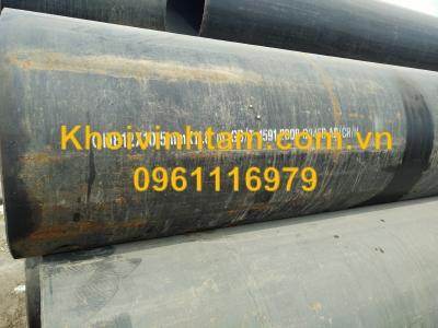 Thép ống đen tại Quảng Nam