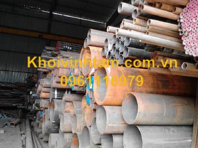 Thép ống đúc tại Kon Tum