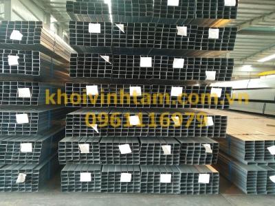 Thép hộp mạ kẽm Quảng Ngãi
