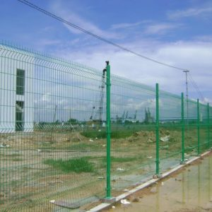 Hàng rào lưới thép Quảng Nam
