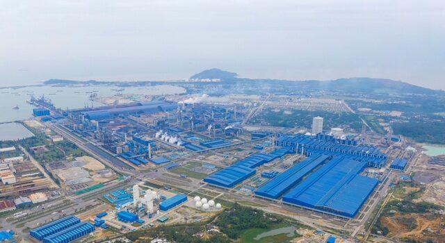 """Tiết kiệm hàng nghìn tỷ đồng mỗi năm nhờ công nghệ sản xuất thép """"xanh"""""""